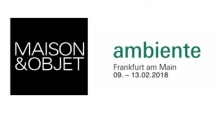 See you in Maison & Objet and Ambiente !